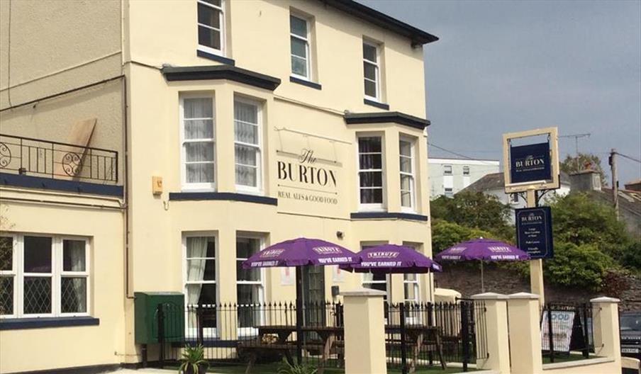 The Burton, Brixham, Devon