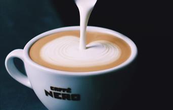 Caffe Nero Torquay, Devon