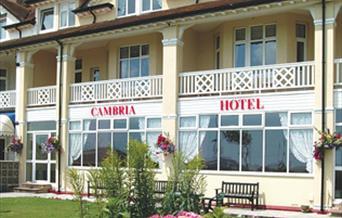 Cambria Hotel, Paignton, Devon