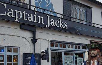 Captain Jack's, Paignton, Devon