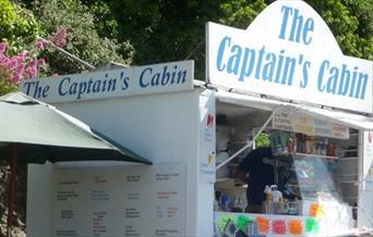 The Captain's Table, Brixham, Devon