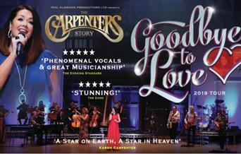The Carpenters Story, Princess Theatre, Torquay, Devon