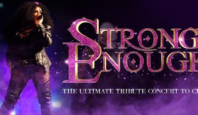 Cher - Strong Enough, Babbacombe Theatre, Torquay, Devon