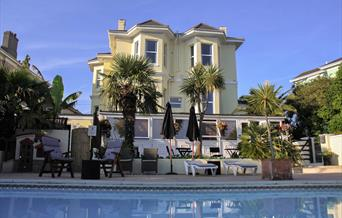The Cimon Guest House, Torquay, Devon