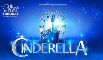 Cinderella, Princess Theatre, Torquay, Devon