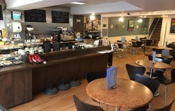 The Coffee House Brixham, Devon