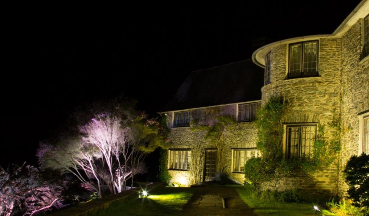 Coleton Aglow - Coleton Fishacre, Nr Brixham, Devon