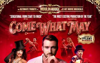 Come What May - Moulin Rouge Tribute, Babbacombe Theatre, Torquay, Devon