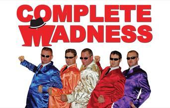 Complete Madness, Palace Theatre, Paignton, Devon