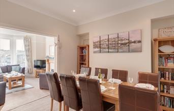 Lounge, Concha Azul, 14 Prospect Road, Brixham, Devon