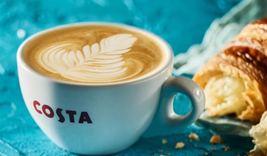 Costa Coffee Brixham, Devon