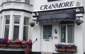 Exterior, Cranmore, 89 Avenue Road, Torquay, Devon