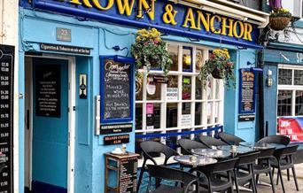 Crown and Anchor, Brixham, Devon