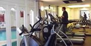 Gym, Grand Leisure Suite, Grand Hotel, Torquay, Devon