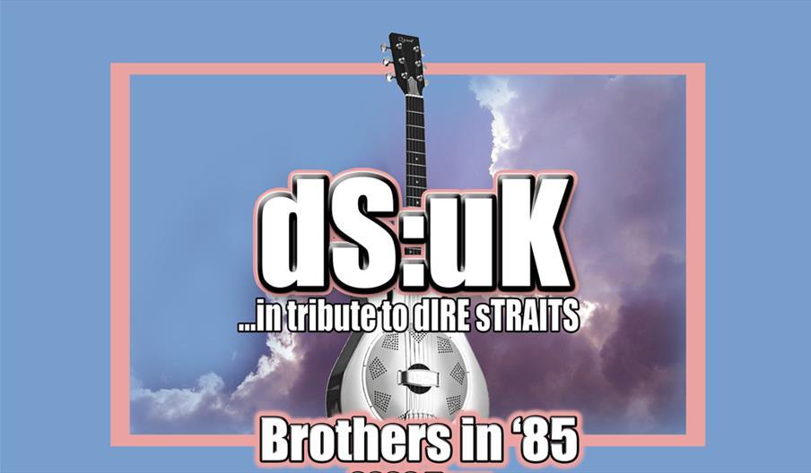 DSUK - Brothers in 85 Tour, Brixham Theatre, Brixham, Devon