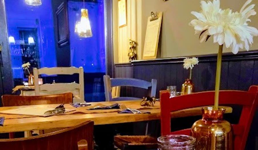 Daisy's Cafe Torquay, Devon