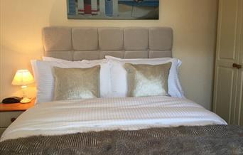 Double room at Dalehurst Guesthouse in Paignton, Devon
