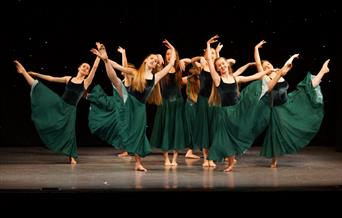 Torbay and South West England Dance Festival, Palace Theatre, Paignton, Devon