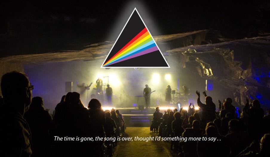 The Darkside of Pink Floyd, Babbacombe Theatre, Torquay, Devon