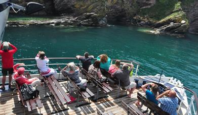 Dartmouth Day Cruise departs Torquay and Brixham to Dartmouth, Devon