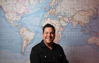 Dom Joly's Holiday Snaps - Travel and Comedy in the Danger Zone, Palace Theatre, Paignton, Devon