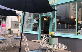 Driftwood Cafe Torquay, Devon