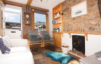 Lounge, The Drunken Sailor, 30 Higher Street, Brixham, Devon