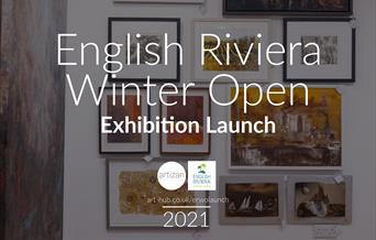 English Riviera Winter Open - Exhibition Launch, Artizan Gallery, Torquay, Devon