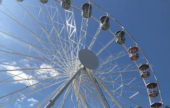 English Riviera Wheel, Torquay, Devon