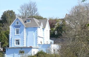 Ferndale Lodge Exterior, Torquay, Devon