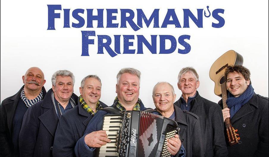 Fisherman's Friends, Princess Theatre, Torquay, Devon
