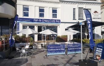 Fishionados Fish and Chip Restaurant Torquay, Devon