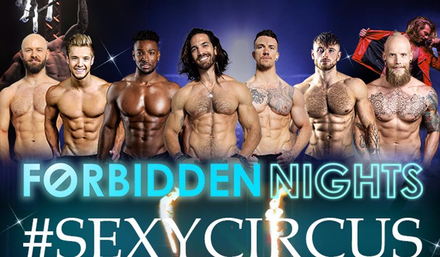 Forbidden Nights, Babbacombe Theatre, Torquay, Devon