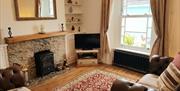 Lounge, Forget-Me-Knot Cottage, Brixham, Devon