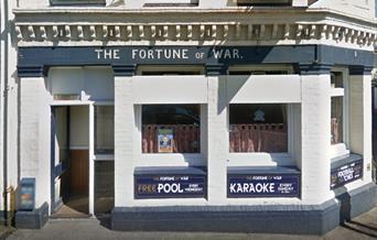 Fortune of War, Torquay, Devon