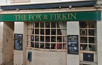 The Fox and Firkin, Torquay, Devon
