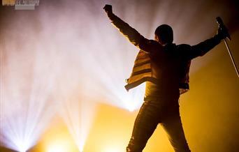 Freddie and Queen Experience, Palace Theatre, Paignton, Devon