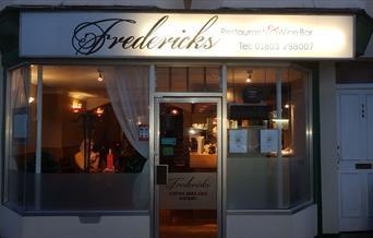 Fredericks Torquay, Devon