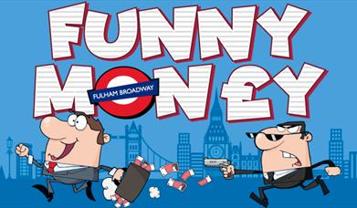 Funny Money, Little Theatre, Torquay, Devon