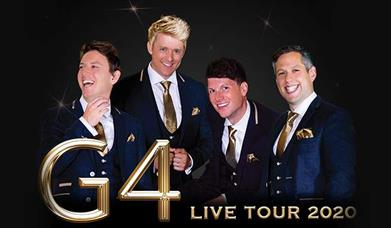 G4 - Live 2020, Babbacombe Theatre, Torquay, Devon