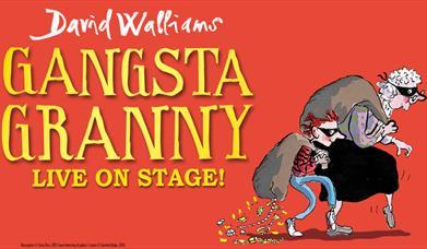 Gangsta Granny, Princess Theatre, Torquay, Devon