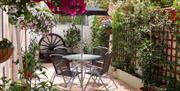 Seating area at Florida Guest House, Paignton, Devon