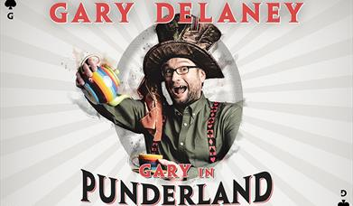 Gary Delaney: Gary in Punderland, Babbacombe Theatre, Torquay, Devon