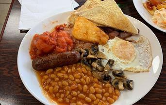 Genos Cafe, Torquay