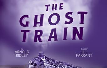 Ghost Train. Palace Theatre, Paignton, Devon