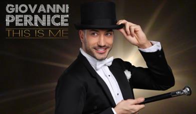 Giovanni Pernice - This is Me, Princess Theatre, Torquay, Devon