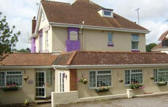 Exterior, The Glenwood, Torquay, Devon