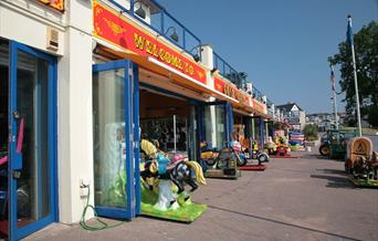 Gold Coast Amusement Arcades, Paignton, Devon