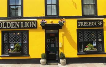 Golden Lion, Brixham, Devon