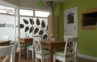 Green Leaf Cafe, Torquay, Devon